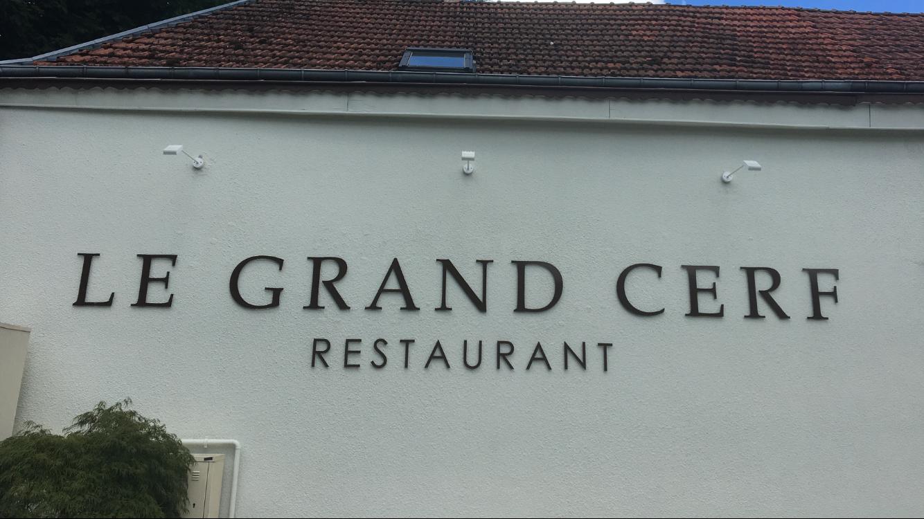Le Grand Cerf à Montchenot (51)