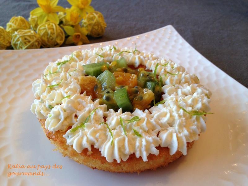 Cupcakes au citron «revisité»