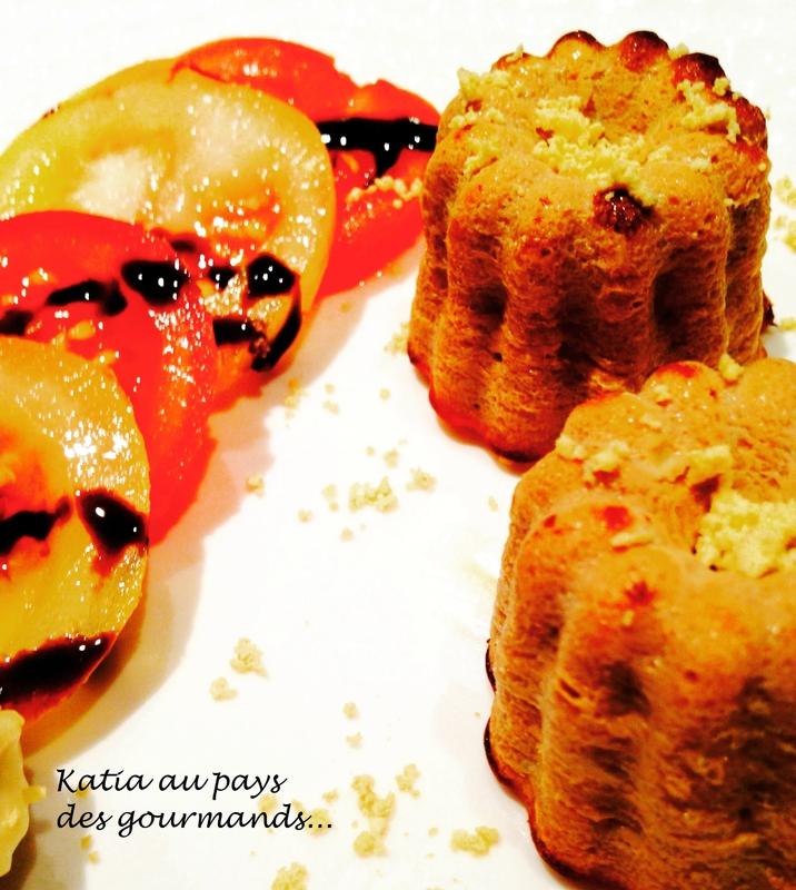 Gâteaux moelleux au thon