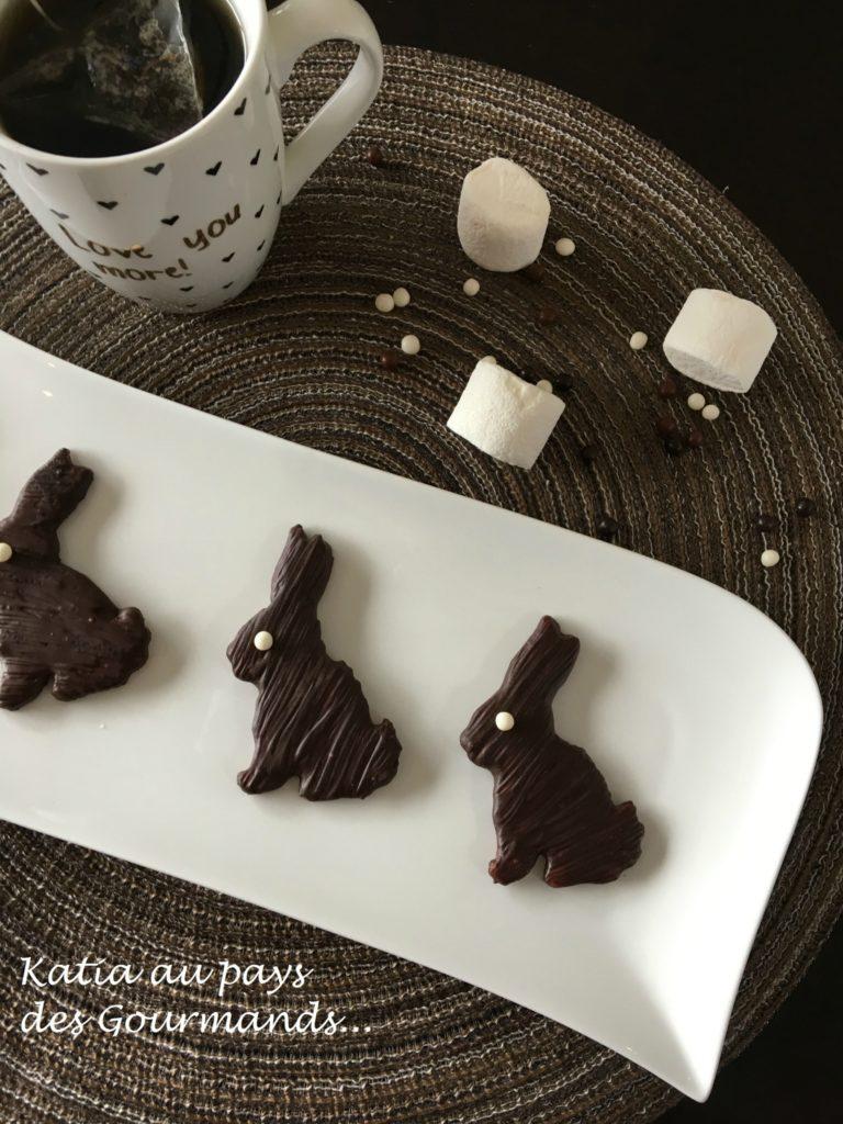 Sablés au chocolat