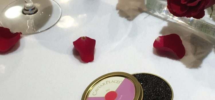 Comment déguster le caviar…