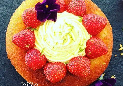 Gâteau spécial Fête des Mamans