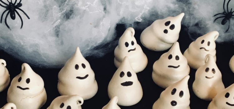 Petits fantômes d'HALLOWEEN
